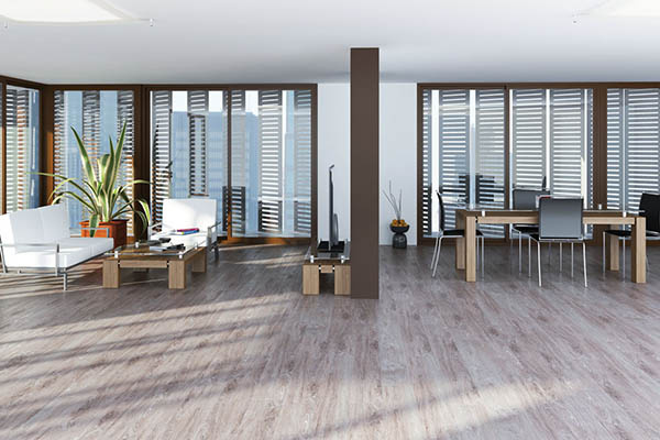 can you install laminate flooring over concrete