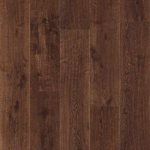 Solid wooden parquet flooring